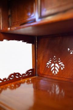 Japanese Tana Tea Cabinet  - 928110
