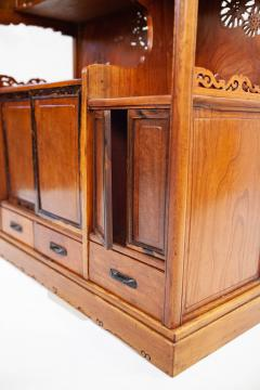 Japanese Tana Tea Cabinet  - 928114