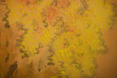 Japanese Two Panel Screen Autumn Colored Canyon in the Mist - 1511604