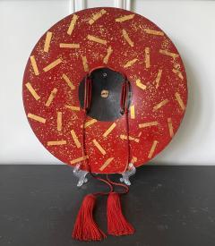Japanese lacquered Samurai Jingasa Hat Edo Period - 2006500