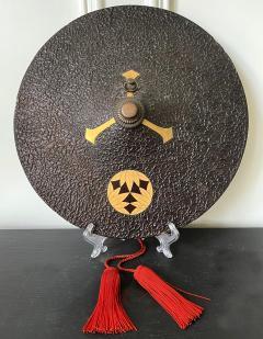 Japanese lacquered Samurai Jingasa Hat Edo Period - 2006511