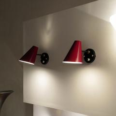 Jaques Biny Pair of Jacques Biny Wall Lamps - 672850