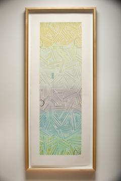 Jasper Johns Usuyuki - 842198