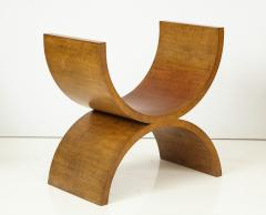 Jay Spectre Curule Benches by Jay Spectre Set of 4  - 759818