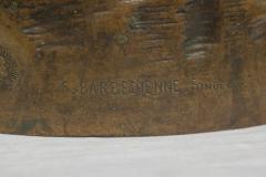 Jean Baptiste Clesinger A Finely Casted Patinated Bronze Sculpture of a Dancer Zingara - 1468879