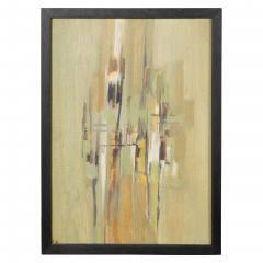 Jean Brisson Abstract Composition by Jean Brisson - 1700431