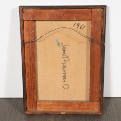 Jean Brisson Abstract Composition by Jean Brisson - 1700476