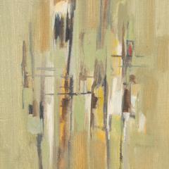 Jean Brisson Abstract Composition by Jean Brisson - 1700480
