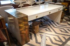 Jean Claude Mahey An impressive writing table signed by Jean Claude Mahey France 70 - 862863
