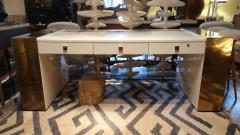 Jean Claude Mahey An impressive writing table signed by Jean Claude Mahey France 70 - 862866