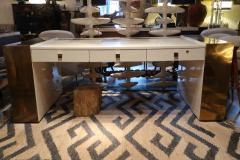 Jean Claude Mahey An impressive writing table signed by Jean Claude Mahey France 70 - 862868