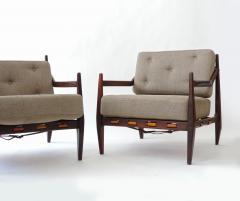 Jean Gillon Jean Gillon pair of Armchairs - 736997