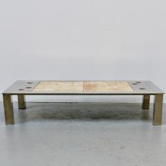 Jean Gregorieff CHROMED COFFEE TABLE - 1477495