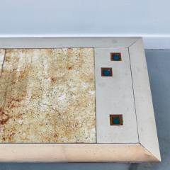 Jean Gregorieff CHROMED COFFEE TABLE - 1477496
