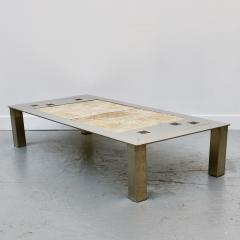 Jean Gregorieff CHROMED COFFEE TABLE - 1477501