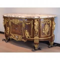 Jean Henri Riesener Armorial Commode with Marble Top - 1990977