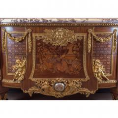 Jean Henri Riesener Armorial Commode with Marble Top - 1990978