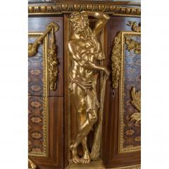 Jean Henri Riesener Armorial Commode with Marble Top - 1990980