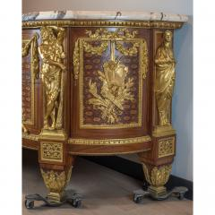 Jean Henri Riesener Armorial Commode with Marble Top - 1990981