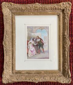 Jean Leon Gerome Ferris A Page of Love  - 1864755
