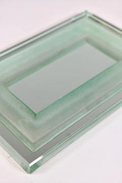 Jean Luce Vide poche in Saint Gobain glass - 1514577