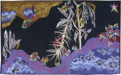 Jean Lurc at Jean Lur at Tapestry Eaux noires woven by the Goubely workshop signed - 1433044