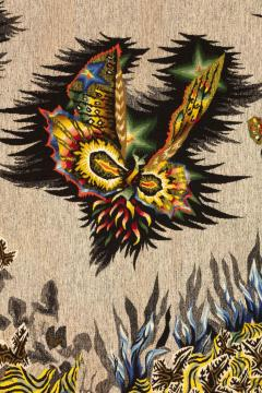 Jean Lurc at Tapisserie de Jean Lur at P ques 1962 Atelier Goubely - 2129622