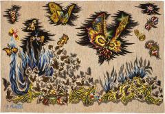 Jean Lurc at Tapisserie de Jean Lur at P ques 1962 Atelier Goubely - 2131703