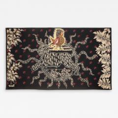 Jean Lurcat Amazing Tapestry by Jean Lur at Midnight Sun Soleil de Minuit wool France - 2131699