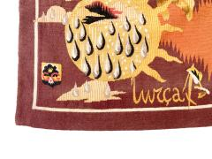 Jean Lurcat Jean Lur at Tapestry circa 1950 France - 2051282