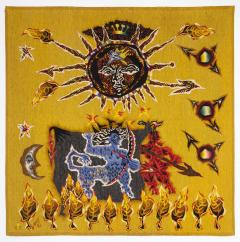 Jean Lurcat Sublime Tapestry by Jean Lur at Ao t atelier Suzanne Goubely Gatien Aubusson - 2040085