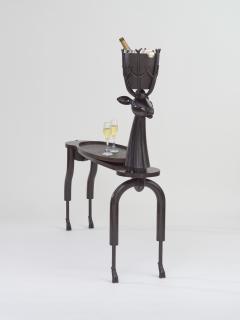 Jean Marie Fiori Champagne Console - 1772063