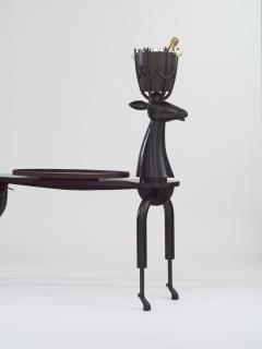 Jean Marie Fiori Champagne Console - 1772067