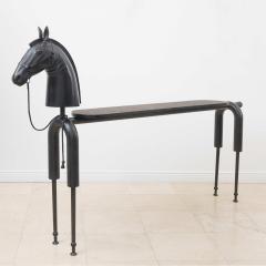 Jean Marie Fiori Horse Console - 1170413