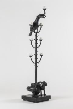 Jean Marie Fiori Toucan Candelabra - 1722666