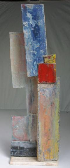 Jean Michel Correia Painted Wood and Board Construction 1995 - 260568