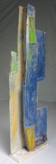 Jean Michel Correia Painted Wood and Board Construction 1995 - 260569
