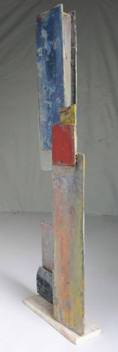 Jean Michel Correia Painted Wood and Board Construction 1995 - 260572
