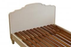 Jean Michel Frank A Pair of French Modern White Painted Companion Beds Jean Michel Frank - 1172470