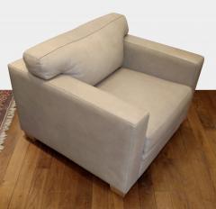 Jean Michel Frank Club armchair by Jean Michel Frank 1932 Edition Ecart International - 1593073