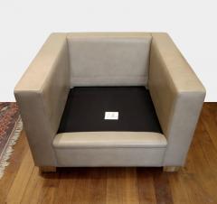 Jean Michel Frank Club armchair by Jean Michel Frank 1932 Edition Ecart International - 1593076