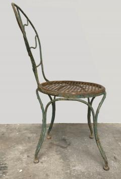 Jean Michel Frank Four garden chairs by Jean Michel Frank 1895 1941  - 1584446