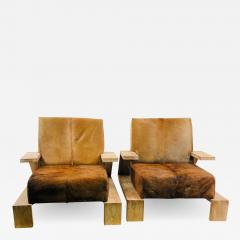 Jean Michel Frank Pair of Chairs After Jean Michel Frank - 1145718