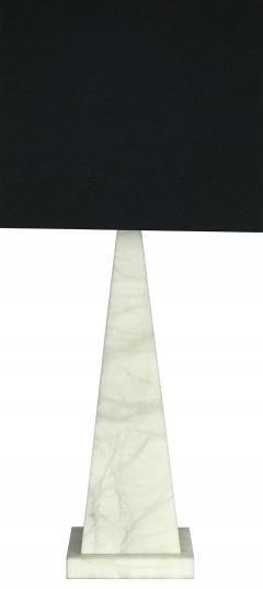 Jean Michel Frank Pyramid Lamp by Jean Michel Frank - 337733