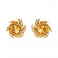 Jean Michel Schlumberger Schlumberger swirl earrings - 784371