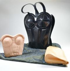 Jean Paul Gaultier Corset Bustier Bag Back Pack by J P Gaultier - 385202