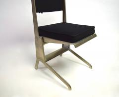 Jean Prouv 6 Folding Chairs Designed by Jean Prouv Edited by Tecta 1983 - 847525
