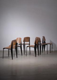Jean Prouv A Jean Prouve Metropole dining chair - 1904395