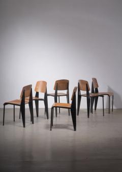 Jean Prouv A Jean Prouve Metropole dining chair - 1904396