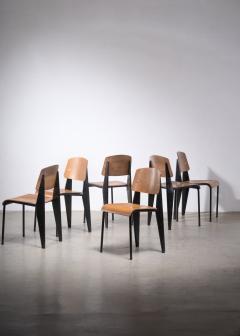 Jean Prouv A Jean Prouve Metropole dining chair - 1904399